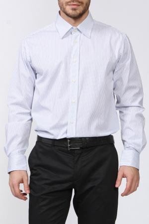Рубашка REIKARTZ. Цвет: белый, синий