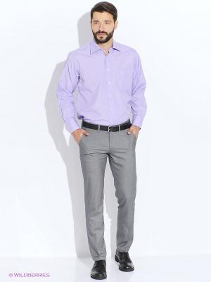 Рубашка LIVANSO. Цвет: сиреневый