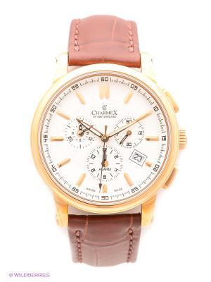 Часы CHARMEX. Цвет: коричневый