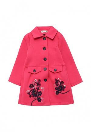 Пальто Fleur de Vie. Цвет: фуксия