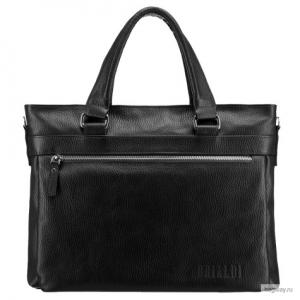 Business Bosco (Bosco relief black) Brialdi. Цвет: черный
