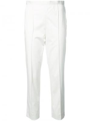 Укороченные брюки Marc Jacobs. Цвет: белый