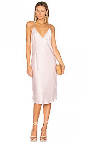 Платье la vie en Backstage. Цвет: розовый