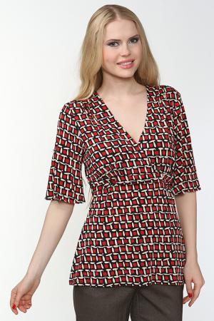Блузка Frank Lyman Design. Цвет: красный