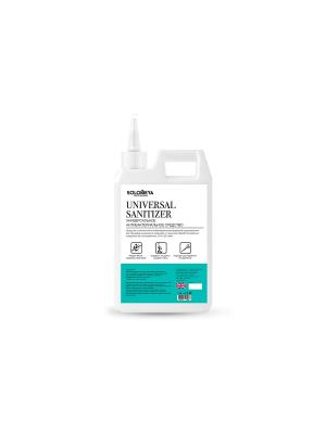 Универсальное антибактериальное средство SOLOMEYA. Цвет: прозрачный