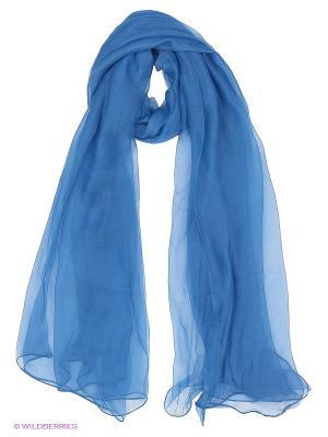 Палантин Stilla s.r.l.. Цвет: синий
