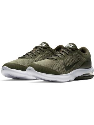 Кроссовки AIR MAX ADVANTAGE Nike. Цвет: оливковый