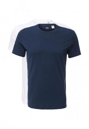 Комплект футболок 2 шт. Levis® Levi's®. Цвет: разноцветный