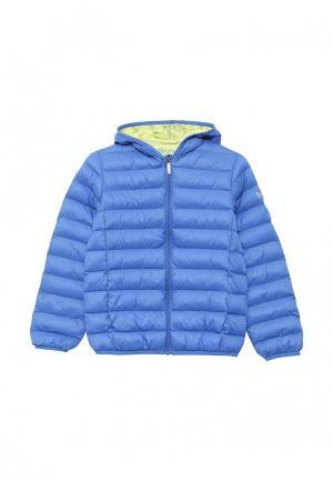 Куртка утепленная Brums. Цвет: голубой