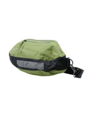 Рюкзаки и сумки на пояс MH WAY. Цвет: зеленый-милитари