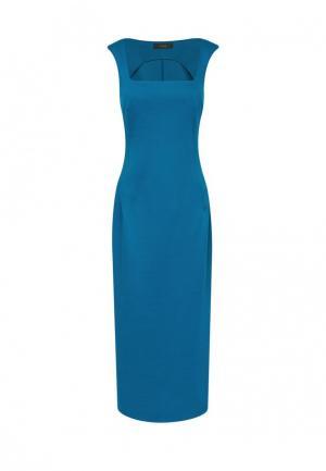 Платье 9AConcept. Цвет: голубой