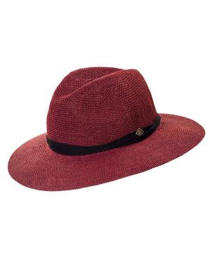 Шляпа Goorin Brothers. Цвет: красный