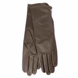 Перчатки  AUDREY/S коричнево-зеленый AGNELLE