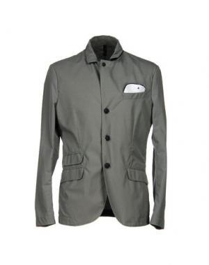Пиджак AQUARAMA. Цвет: свинцово-серый
