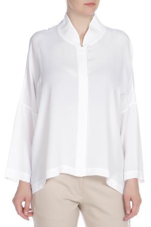 Рубашка WHO*S WHO. Цвет: белый