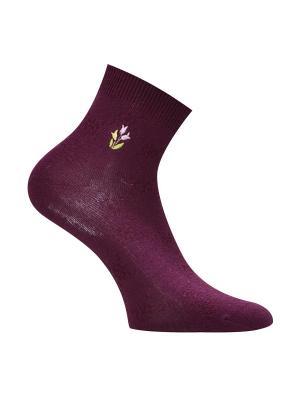 Носки Master Socks. Цвет: черный, бордовый, темно-фиолетовый
