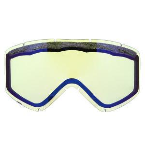 Линза для маски  Figment Lens Blue Lagoon Anon. Цвет: зеленый