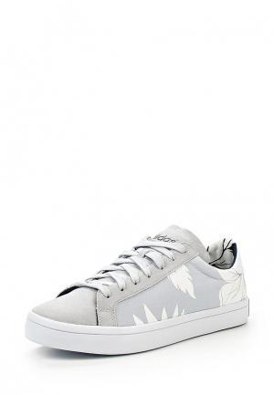 Кеды adidas Originals. Цвет: серый