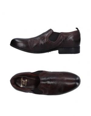 Ботинки SARTORI GOLD. Цвет: темно-коричневый