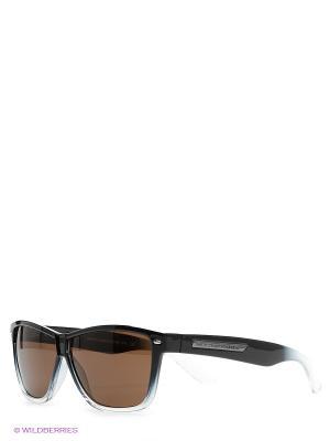 Солнцезащитные очки United Colors of Benetton. Цвет: черный