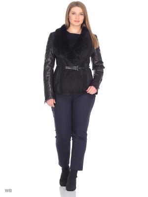 Куртка SARTORI DODICI. Цвет: черный