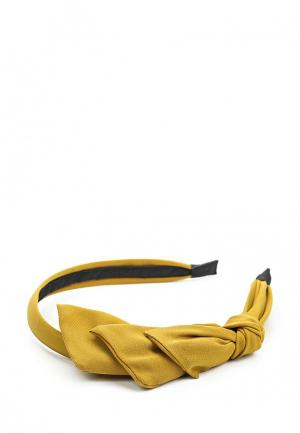 Ободок Kameo-Bis. Цвет: желтый