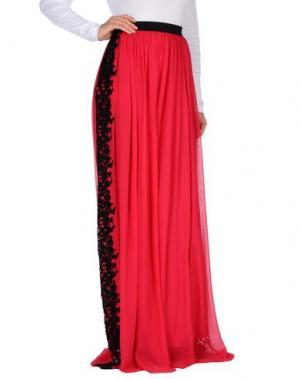 Длинная юбка ZUHAIR MURAD. Цвет: фуксия