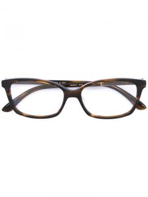 Очки Fauve Paul & Joe. Цвет: коричневый