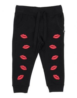 Повседневные брюки SO TWEE by MISS GRANT. Цвет: черный
