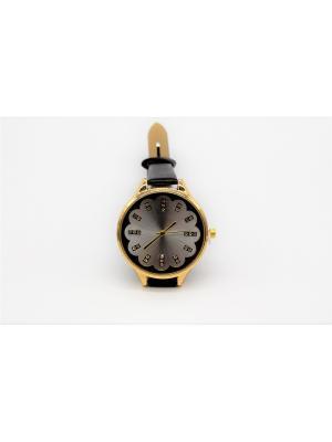 Часы наручные Favorit azur. Цвет: черный