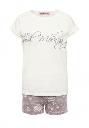 Пижама TrendyAngel. Цвет: разноцветный