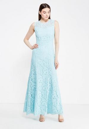 Платье Lusio. Цвет: бирюзовый