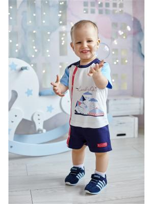 Песочник Парк Аттрационов Lucky Child. Цвет: синий, голубой, молочный
