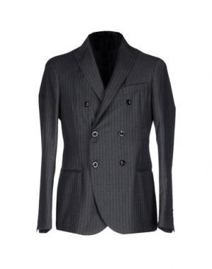 Пиджак FUTURO. Цвет: свинцово-серый