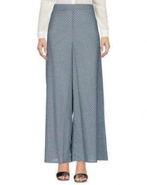 Повседневные брюки PYAAR. Цвет: зеленый