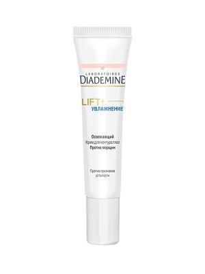 Дневной крем LIFT+ Увлажнение 50мл Diademine. Цвет: молочный