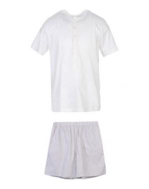 Пижама LA PERLA. Цвет: слоновая кость