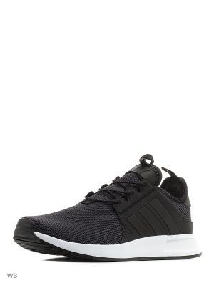 Кроссовки X-PLR CBLACK/CBLACK/FTWWHT Adidas. Цвет: черный, белый