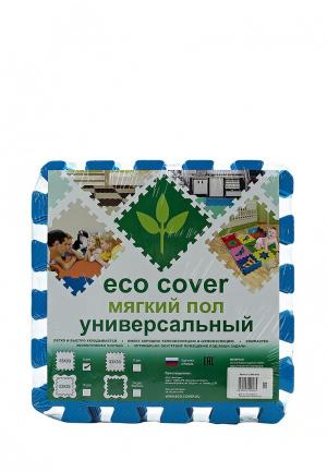 Коврик Eco Cover. Цвет: синий