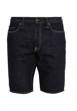 Шорты джинсовые DC Shoes. Цвет: синий