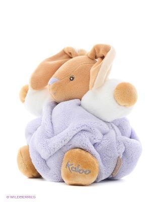 Заяц маленький сиреневый, коллекция Плюм Kaloo. Цвет: сиреневый