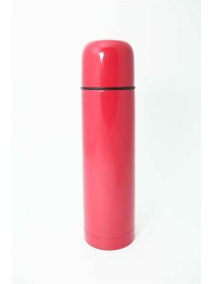Термос металлический Буллет 0,75л. Vetta. Цвет: красный