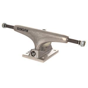 Подвеска для скейтборда 1шт.  Trkrk3218 Mid Silver/Blk 5.25 (20.3 см) Ruckus. Цвет: серый