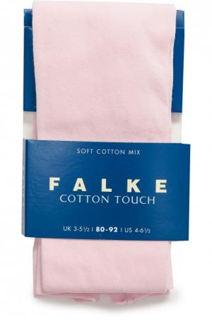 Колготки Cotton Touch Falke. Цвет: розовый