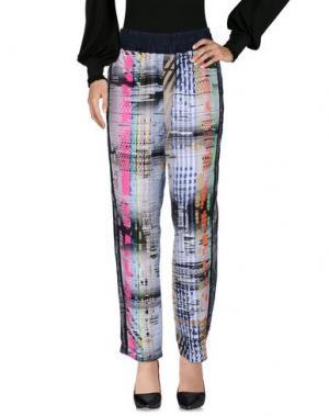 Повседневные брюки JAMES LONG. Цвет: белый