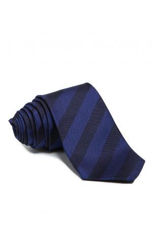 Галстук из шелка 154199 Eredi Chiarini. Цвет: синий