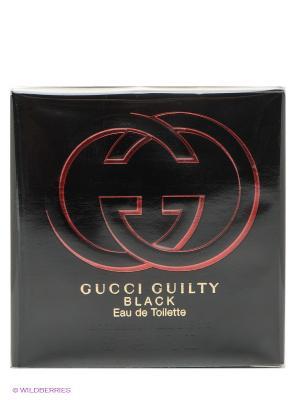 Gucci Guilty Black Ж Товар Туалетная вода 30 мл. Цвет: прозрачный
