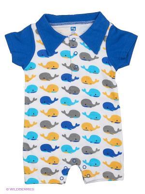 Песочник Hudson Baby. Цвет: белый, синий, серый, голубой, желтый