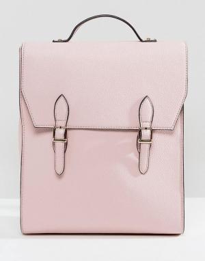 ASOS Портфель. Цвет: розовый