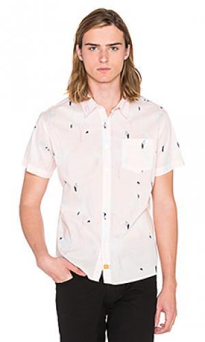 Рубашка с коротким рукавом mingo Ambsn. Цвет: розовый
